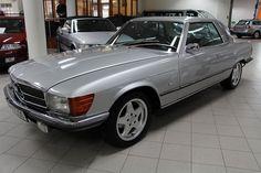 Mercedes-Benz SL 350 SLC 1973, 52 000 km, kr 89 900,- - 85.000,-