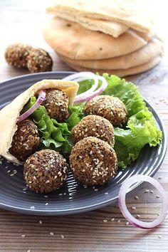 MIEL & RICOTTA: Falafel