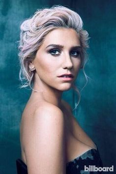 Kesha in Billboard♥ #Kesha #Kesha_Sebert #Celebrities