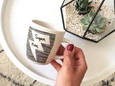 {DIY}Le mug double face pour supers mamans! • Hellocoton.fr