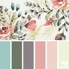 today's inspiration image for { illustrated hues } is by @lucy_inthe_papersky ... thank you, Lucia, for sharing your wonderful photo in #SeedsColor !
