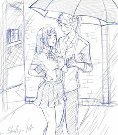 NaruHina: Believe It! Hinata Hyuga, Naruto Shippuden Anime, Shikamaru, Anime Naruto, Naruto Cute, Power Rangers, Naruhina Comics, Uzumaki Family, Naruto Drawings