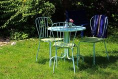 Cómo elegir muebles para el jardín - http://www.jardineriaon.com/como-elegir-muebles-para-el-jardin.html #plantas