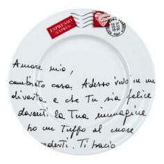 Konitz Amore Mio 4-pc. Plate Gift Set