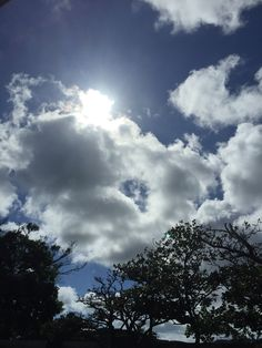 The sun in the sky☺️