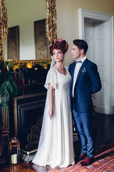 Elegant Autumn Wedding Inspiration for the lovers of darker colours. Tempting chocolate truffle cake and unique handmade cocktails too divine to say no to. Captured by WhiteCatStudio and styled by Petal&Twine. Irish Wedding, Autumn Wedding, Wedding Designs, Wedding Styles, Cork Ireland, Groom Style, Bridesmaid Dresses, Wedding Dresses, Boho Fashion