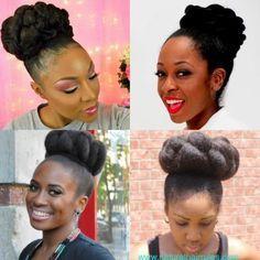 7 tipos de coques para penteados simples e lindos