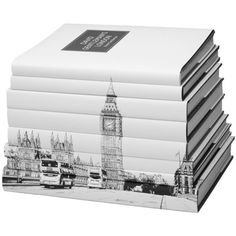 london book set stack of eight ❤ liked on Polyvore featuring books, backgrounds and home