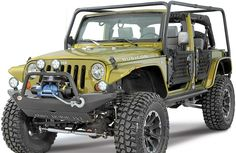 Body Armor 4x4 Roof Rack Base Kit | Jeep Parts and Accessories | Quadratec