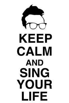 Keep calm!!!