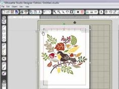 Stampin' Up! Tutorial: How to Print and Cut MDS2 Images with your Electronic Cutter.mp4