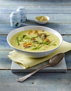 Unser beliebtes Rezept für Kartoffel-Kokos-Suppe mit knackigem Gemüse und mehr als 55.000 weitere kostenlose Rezepte auf LECKER.de.