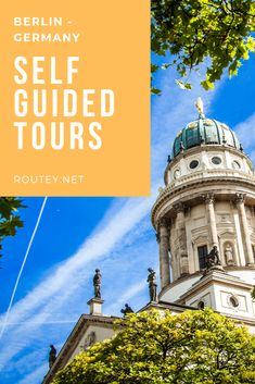Discover Berlin by walking the city, 20 self guided walking tour in Berlin with Routey - an online walking tour creation and sharing platform. Berlin Travel, Walking Routes, Travel Route, Berlin Germany, Walking Tour, Tour Guide, Travel Guides, Things To Do, Platform