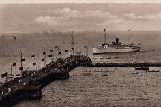 Molo w Sopocie » Historia