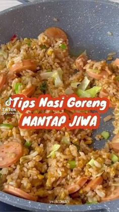 Snack Recipes, Cooking Recipes, Snacks, Nasi Goreng, Indonesian Food, Food Safety, Diy Food, Food And Drink, Wattpad