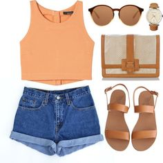 Perfect summer day outfit