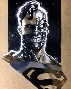 Cyborg Superman by Taurin Clarke.