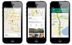 """أصدرت أبل تحديثاً جديداً لتطبيق خرائط جوجل الشهير """"Google Maps"""" لأجهزة الآيفون و الآيباد. و يقدم التحديث إمكانيات جديدة و مهمة لكثيري السفر."""