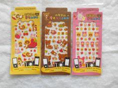 Stickers 3D Rilakkuma sur generation-kawaii.com ♥