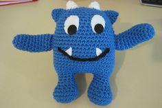 Amigurumi Monster Pattern Free Crochet : Ravelry hug monster pattern by linda salant amigurumi