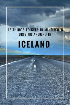 12 Things You Need To Know For A Road Trip in Iceland! Iceland Road Trip! Stay Safe! :)