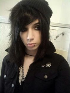 Andy biersack when he was andy sixx