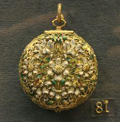 Antique Pocket Watch - Ashmolean Museum | Flickr -