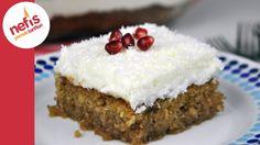 ✿ ❤ ♨ Kıbrıs Tatlısı Tarifi    Çok çok çok güzel bir lezzet :) yapması zaman alıyor gibi görünse de kolay yapılıyor.