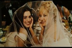 I want a picture like this of me and my maid of honor