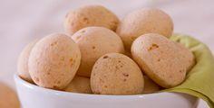 Pão de Queijo com Cream Cheese - Até 60 minutos - Philadelphia