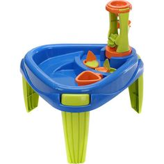 Toys R US 53B323BC Sizzlin' Cool Water Wheel Play Table