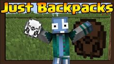 New post (Just Backpacks Mod 1.9/1.8) has been published on Just Backpacks Mod 1.9/1.8  -  Minecraft Resource Packs