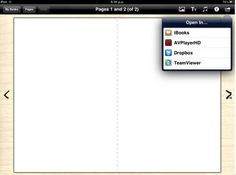Creare your own textbook for ibooks from your iPad