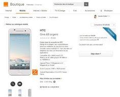 Conoce sobre Una filtración de Orange Francia desvela el precio del HTC One A9: llegará por 599 euros