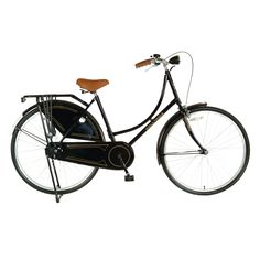 38 lbs Hollandia Oma City 28 Dutch Cruiser Bicycle