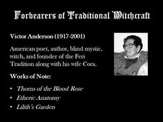 Feri is likely the first and only tradition under the Traditional Witchcraft umbrella that originates from North America and incorporates localized magic. This makes it accessible to those in Western North America who wish to join a physical group or have a physical teacher. Please see the Fairy Traditions or The Fairy Faith article for more information and resources on the Feri Tradition.