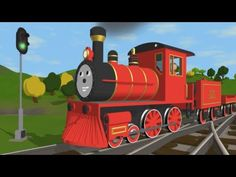 Learn to Count with Shawn the Train - Fun and Educational Cartoon for Kids - YouTube