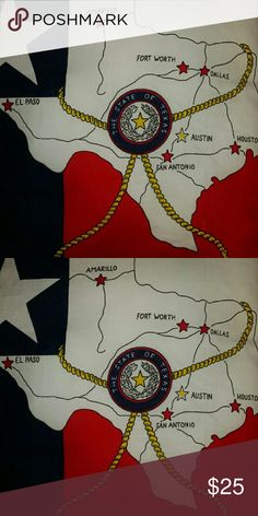 One of a Kind Hand sewn Pillows Each TEXAS PILLOWS Home made  Other