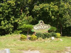 Town of Gate City