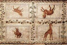Decoration of the Loggetta. 1516-17. Fresco. Palazzi Pontifici, Vatican.