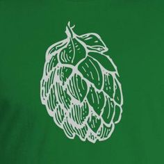 Hops+Cone+Graphic+T-Shirt