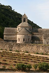 Sénanque Abbey - Wikipedia, the free encyclopedia