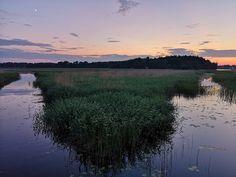 Auringonlasku Porvoossa.  #suomi #Bårgo #Finland #Sunset #nature