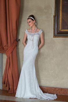 Model: Nicky - Collezione Glamour di Gloria Saccucci Spose