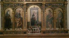 1499 Filippo Mazzola politico della chiesa di Santa Maria delle Grazie a Cortemaggiore