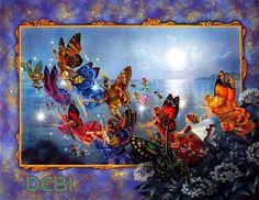 Butterfly Princesses~ Debi