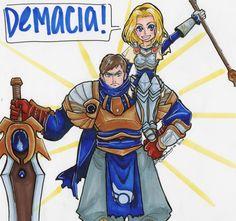 Demacia !