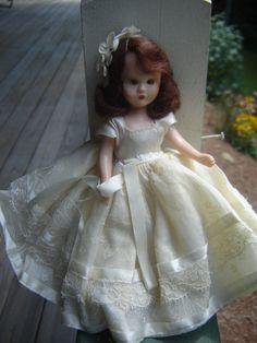 Nancy Ann Bridesmaid Vintage Storybook doll