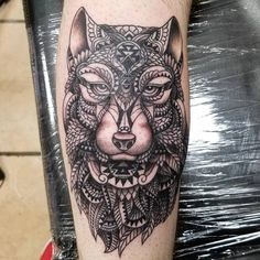 mandala cat tattoo women arm - Google Search