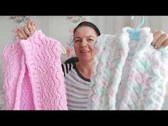 Crochet For Boys, Crochet Baby, Finger Crochet, Crochet Rug Patterns, Crochet Faces, Knitting Videos, Kids And Parenting, Baby Knitting, Baby Dress